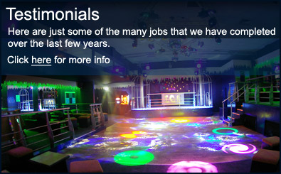 Event Production testimonials